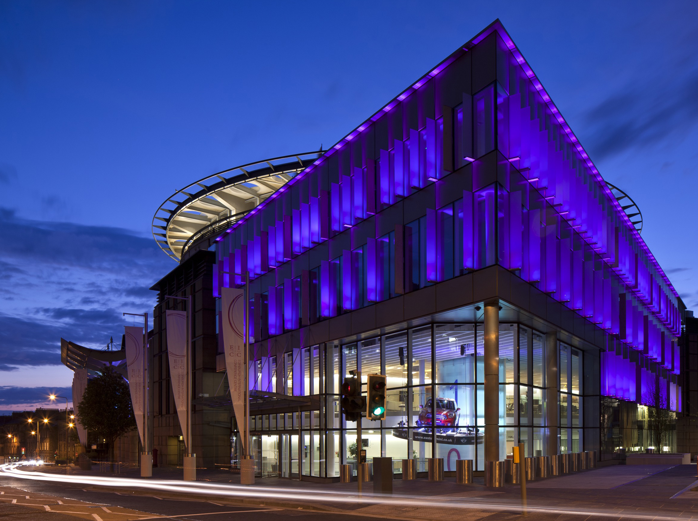Edinburgh EICC