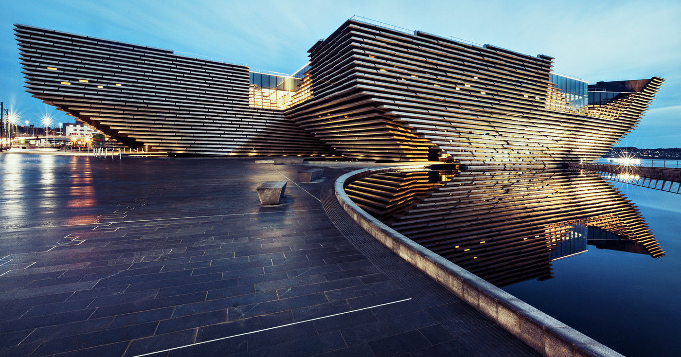 V&A comes to Dundee